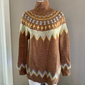 🆕 Mock turtle neck sweater